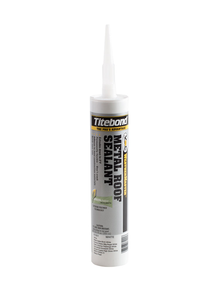 Герметик Titebond WeatherMaster Metal Roof Sealant