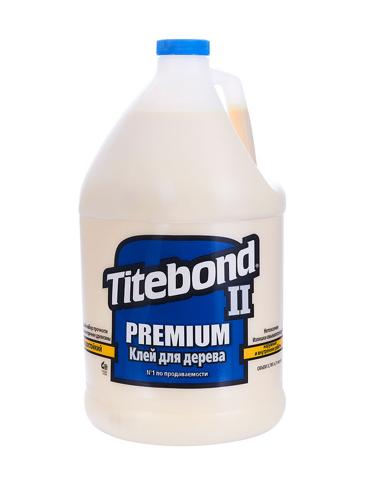 TITEBOND II Premium Wood Glue