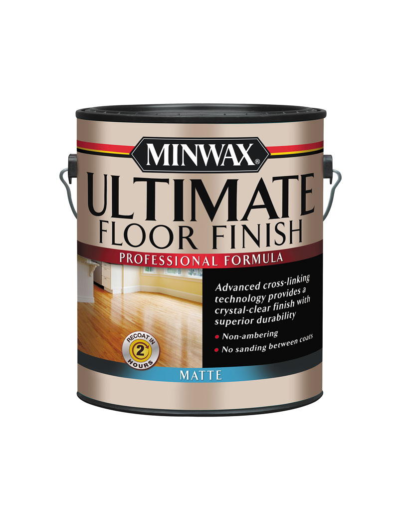 MINWAX ULTIMATE FLOOR FINISH