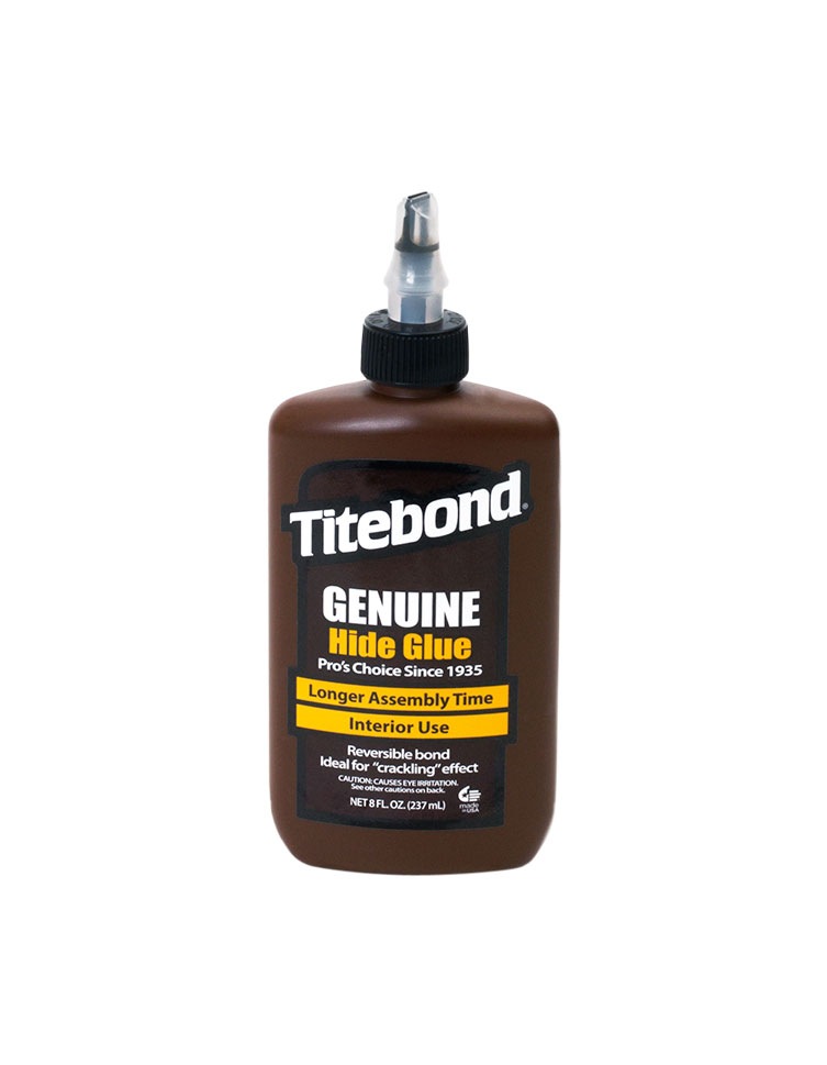 Клей для дерева мездровый Titebond Liquid Hide Wood Glue (ПРОТЕИНОВЫЙ)
