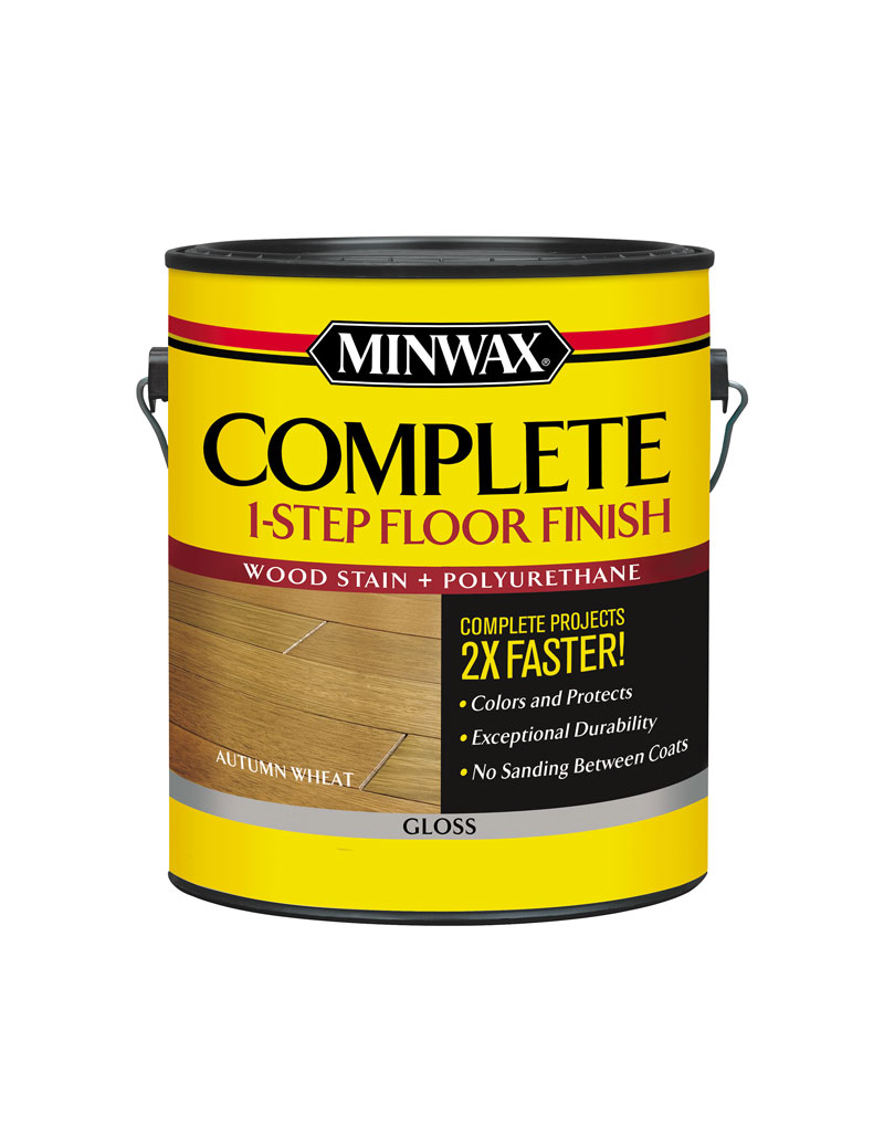 MINWAX® Complete 1-Step Floor Finish